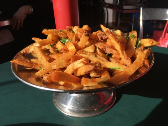 Cafe Miranda: small side order of french fries