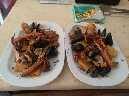 Tramonti, Italia: Pizzeria Da Mimmo