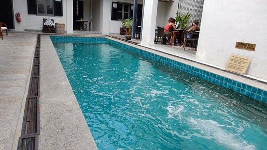 Beachside villa met prive zwembad terras homeaway