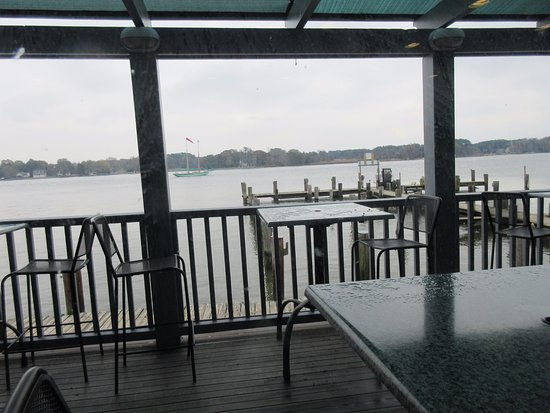 Chestertown, MD: Another view from the Bar