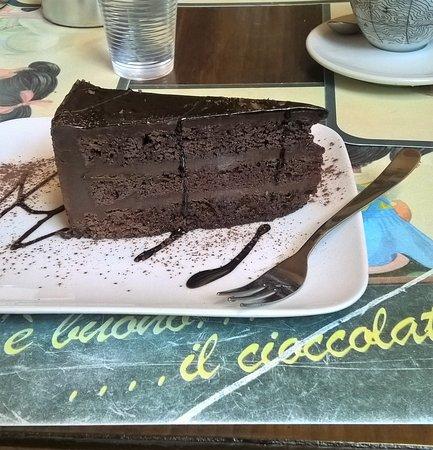 Giarre, Włochy: trionfo di cioccolato