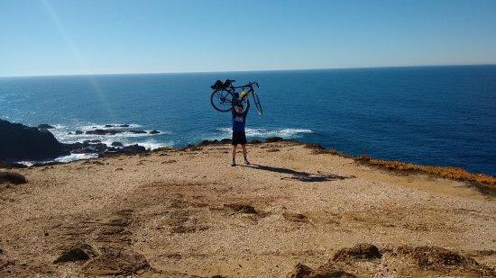Cycling Rentals & Tours: Farol Cabo Sardão