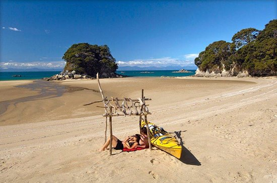 Motueka TOP 10 Holiday Park: Relax in the beautiful Abel Tasman