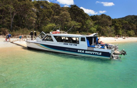 Motueka TOP 10 Holiday Park: Stunning walks in the Abel Tasman