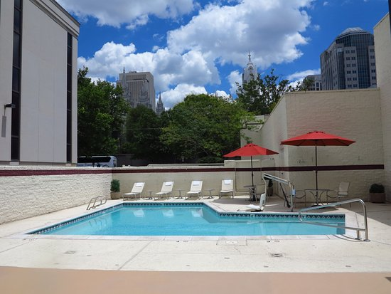 Salt Lake Plaza Hotel : Plaza Pool