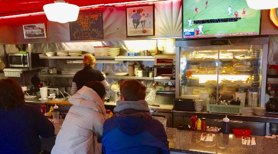 Highland Park Diner: The Always-busy Grill
