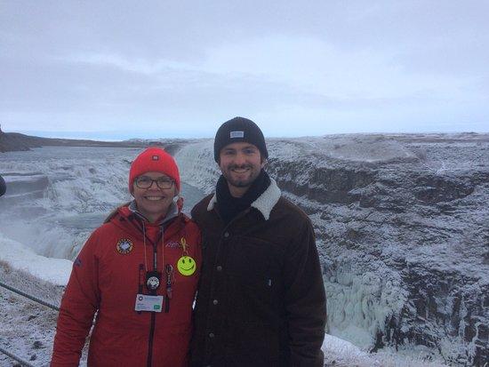 Kopavogur, IJsland: Jórunn's the best!