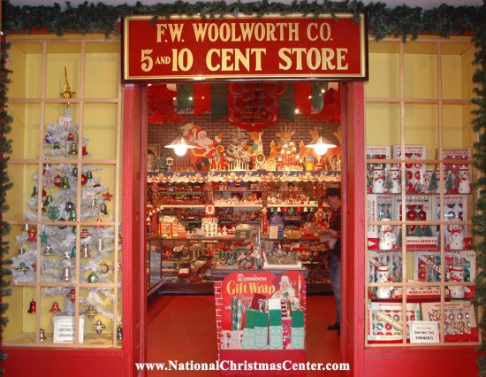 Paradise, PA: Woolworth's Exhibit