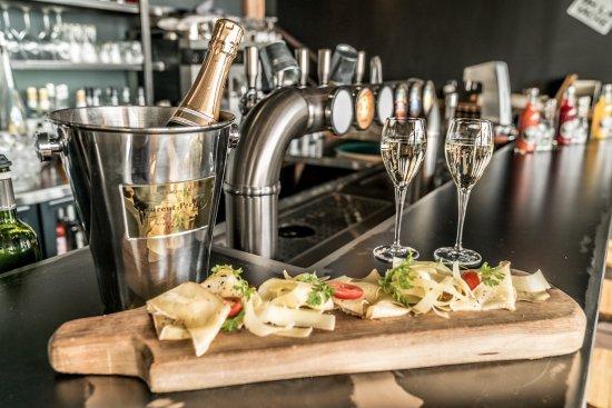 La Pignatta : Nos planches à déguster au Bar