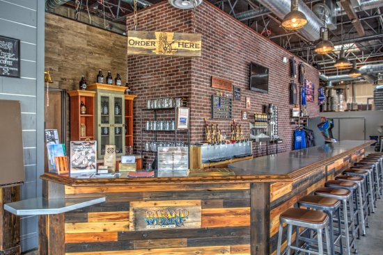 Murrieta, CA: Inland Wharf Brewing Co.  Small batch craft beer including 6 cask conditioned real ales.