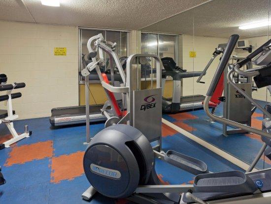 Fort Huachuca, AZ: Fitness Room