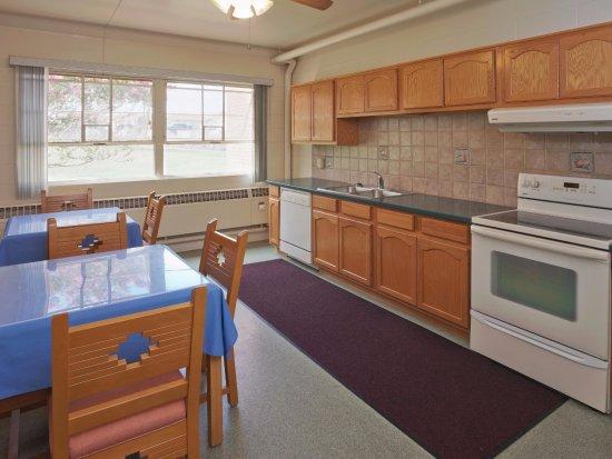 Fort Huachuca, AZ: On Site Kitchen