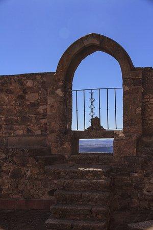 Alburquerque, Hiszpania: Detalle del adarve