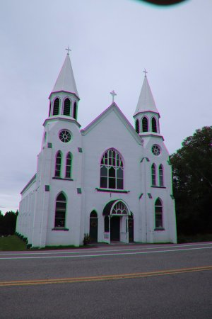 Ingonish, Canada: St. Peter's Church