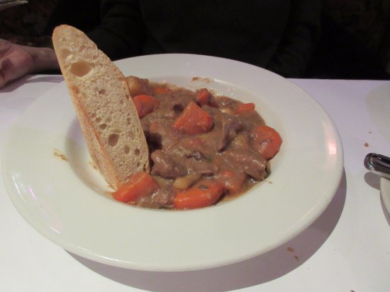 Easton, MD: The Guinness and Beef Stew