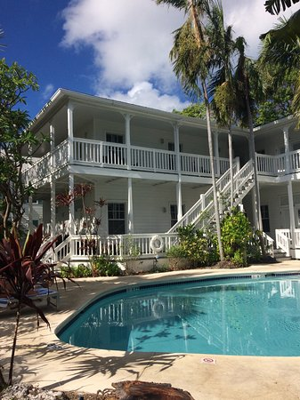 The paradise inn desde s 914 key west fl opiniones y for Piscina 94 respuestas