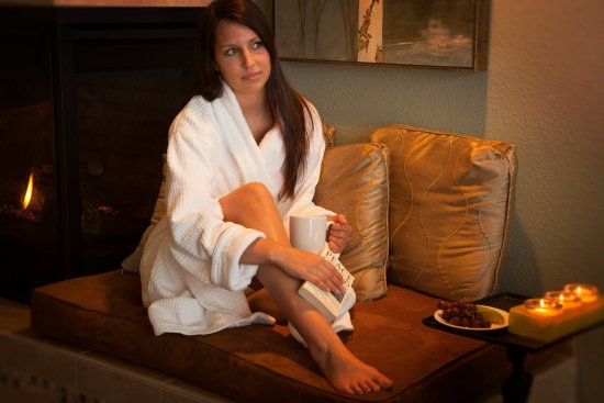Tofte, MN: Waves of Superior Spa - Relaxation Room