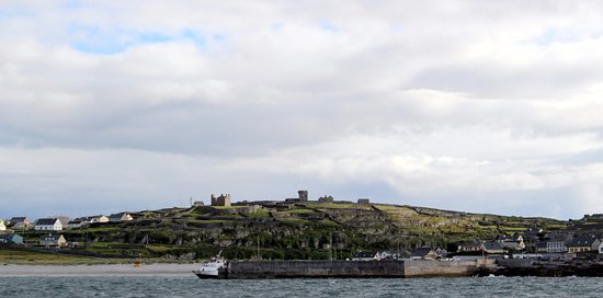 Doolin, Irlanda: View from the boat