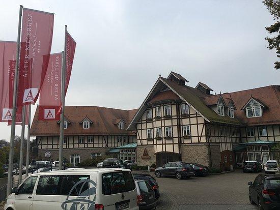 Glücksburg, Deutschland: Alter Meierhof indgangsområdet