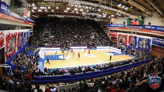 Alexander Gomelsky Universal Sports Hall CSKA