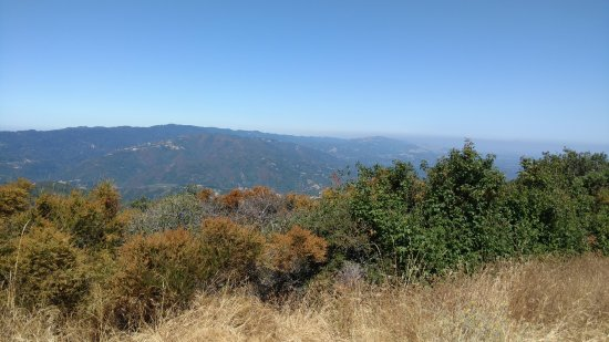 San José, CA: LosGatos overlook