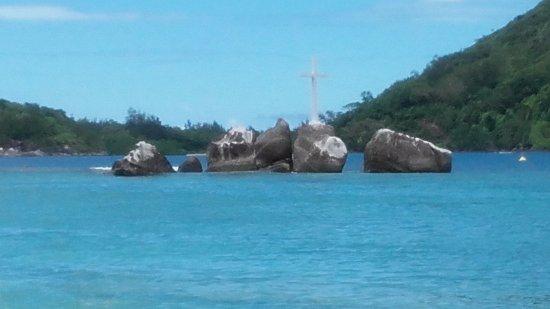 Port Glaud, Seychellerna: Бухта