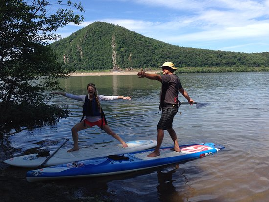 Marysville, PA: Stand Up Paddle Boarding Fun on the Susquehanna
