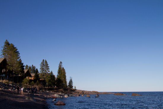 Schroeder, MN: Temperance Landing on Lake Superior