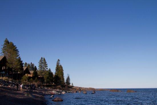 Schroeder, MN: Temperance Landing on Lake Superior
