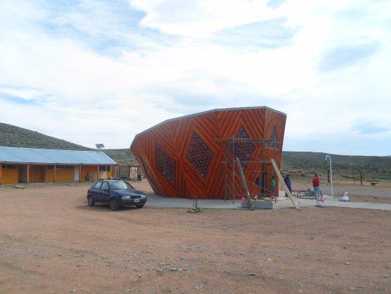 Santuario de Ceferino en San Ignacio: en arreglo