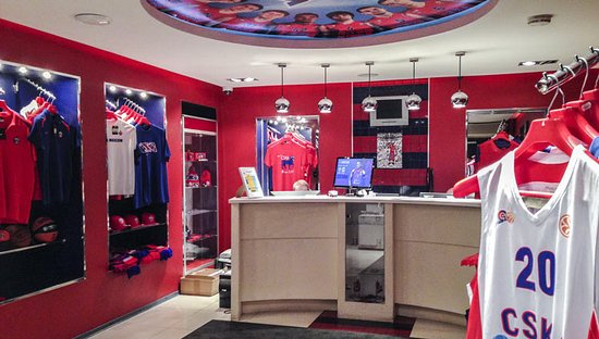 Official Store of PBC CSKA