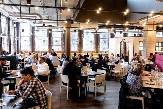 Maslow S By Farestart Seattle Restaurant Reviews Phone