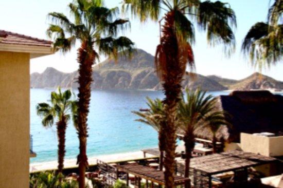 Casa Dorada Los Cabos Resort & Spa: 4th floor balcony view from room