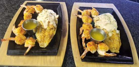 Neptune Beach, FL: Seafood Delight