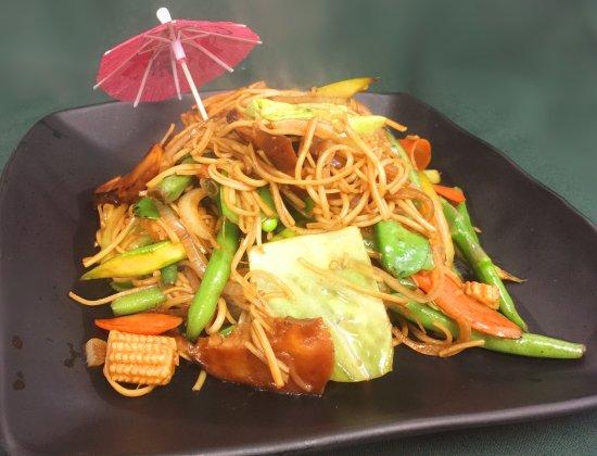 Eden, Australia: Nimo's Mommy vegetable combination