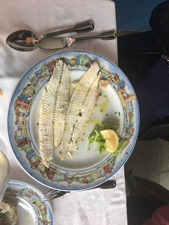 Chiuppano, Italie : Wonderful fish