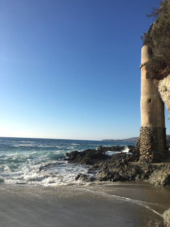 Laguna Beach Pirate Tower