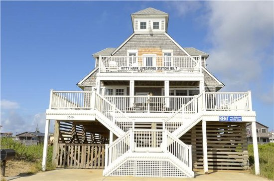 Kitty Hawk Lifesaving Station #7