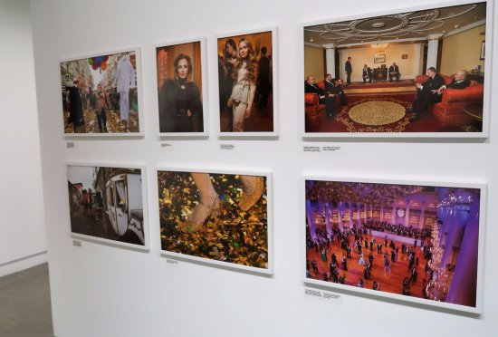 International Center of Photography Museum : Mother Russia