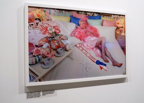 International Center of Photography Museum : The Pink Lady of Hollywood - Jackie Goldberg