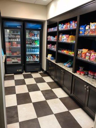 Effingham, Ιλινόις: Snack shpp