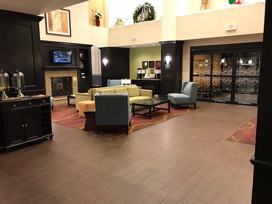 Effingham, Ιλινόις: Lounge