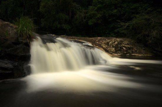 Maleny, Austrália: smaller upper falls