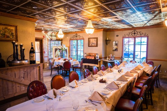 La Veranda: Private Dining Room