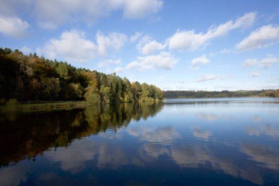 Blubberhouses, UK: Swinsty Reservoir  Autumn 2017