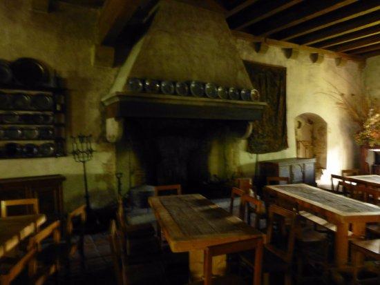 Romainmotier, Suisse : un petit coté médiéval