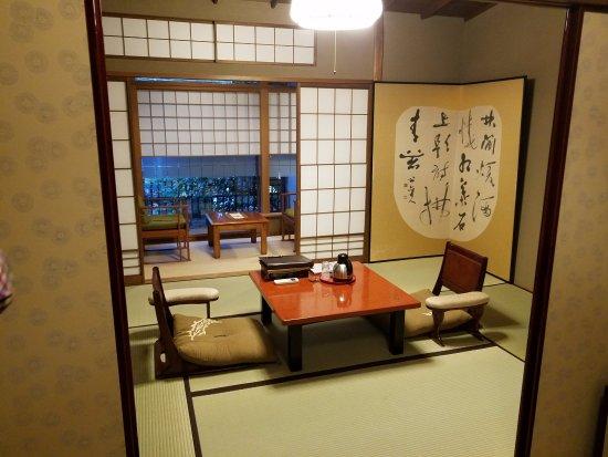 Hiiragiya: Private room