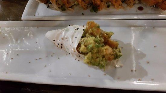 El Dorado Hills, Californie : shrimp appetizer