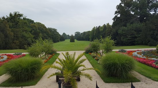 Lednice, Czech Republic: more of the gardens
