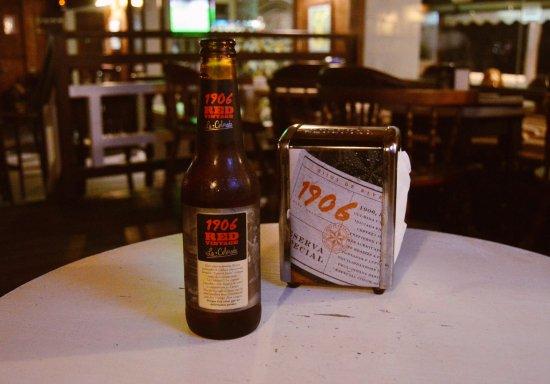 cerveza estrella galicia 1906 red 330 ml pack x 6. Cargando zoom.